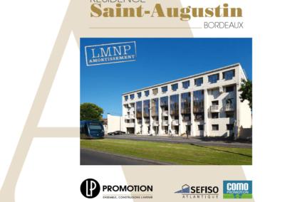 Résidence étudiante Saint Augustin à BORDEAUX – investir en LMNP