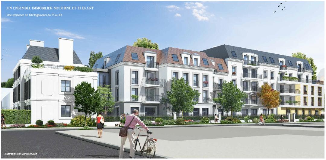 Résidence Séniors STEVA Villa Beausoleil – investir en LMNP classique