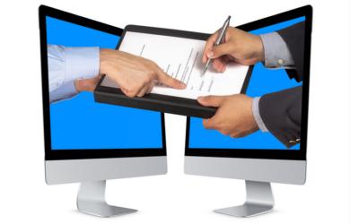 La signature électronique est maintenant disponible chez CENTAURE INVESTISSEMENTS