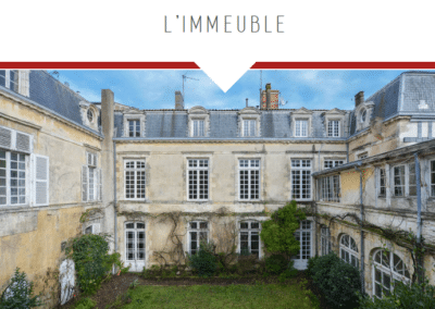 Investissement MALRAUX à La Rochelle