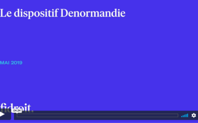 Le dispositif Denormandie