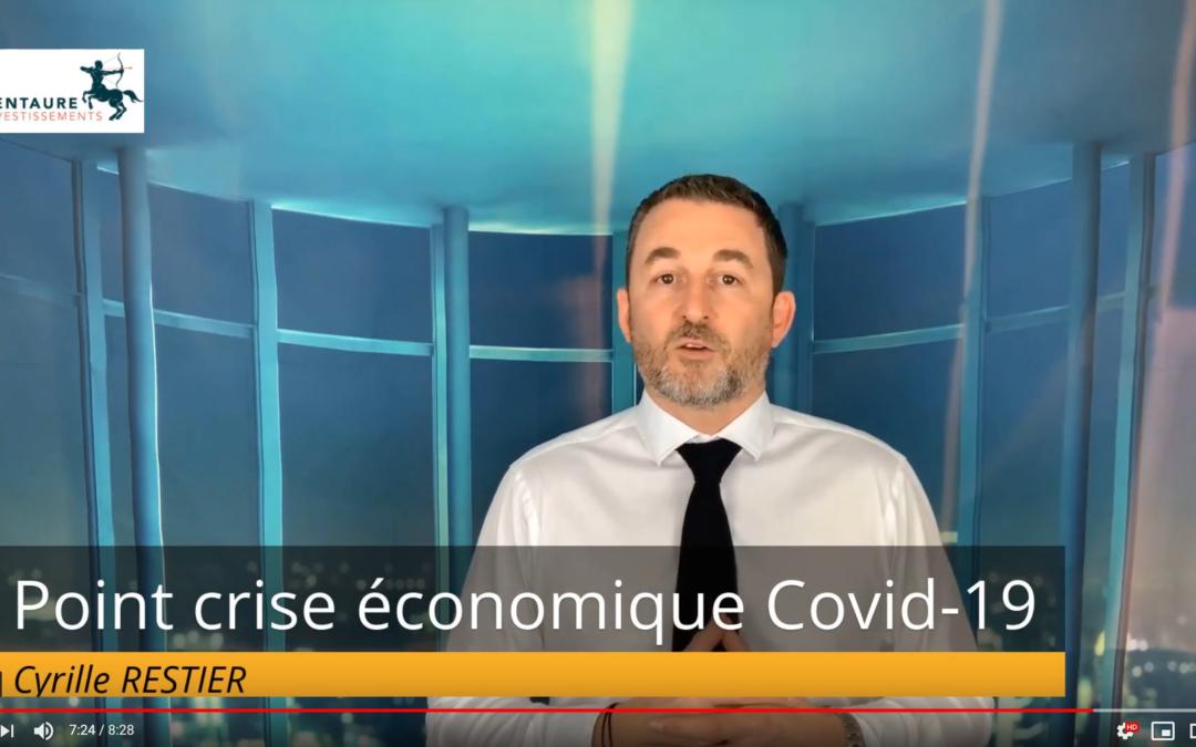 Covid-19 : crise sanitaire et crise économique