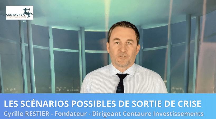 Covid-19 : Quels scénarios envisager pour la sortie de crise ?