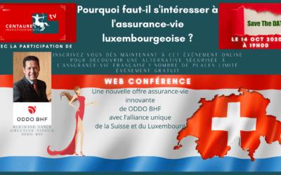 Pourquoi faut-il s'intéresser à l'assurance-vie luxembourgeoise ?