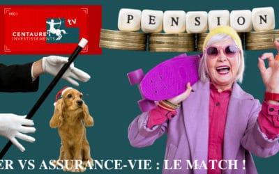PER Vs Assurance-vie : Le match !