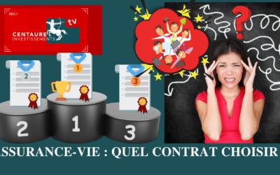 Assurance-vie : Quel contrat choisir ?