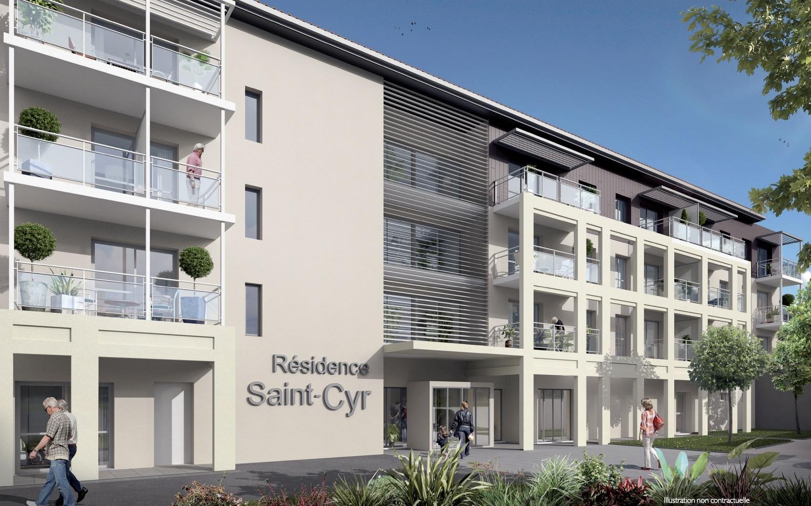 Residence Seniors Saint Cyr