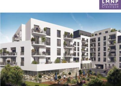 Investissement immobilier en résidence seniors à BREST